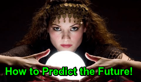 How to Predict the Future!