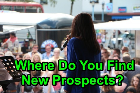 Where Do You Find New Prospects?