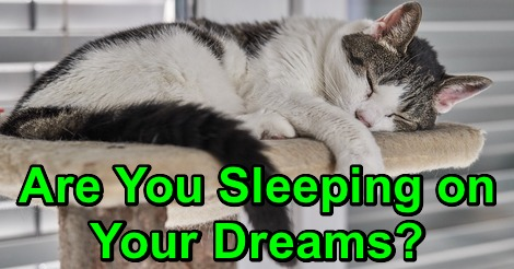 Are You Sleeping on Your Dreams?
